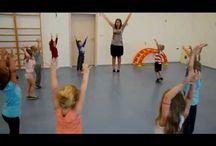 cvičení ve školce