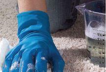 Cleaning / by Tara Gorski