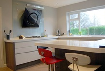 Recommendation leads to brilliant kitchen re-design. / Carol and John Ellis initially approached Kitchen Design Centre after being recommended by their close friends Tim and Christine Sagar who had recently had a kitchen installed.