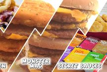 McDonalds Secret Menu / Find all of McDonalds Secret Menu Items, such as the McGangBang, and learn how to order them at your local restaurant!