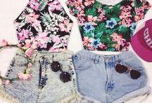 Vestuário de Verão