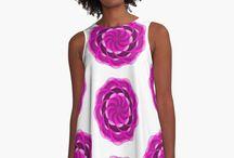 Women Dresses A-Line Dresses / Women Dresses A-Line Dresses design by Piotr Dulski on redbubble.com