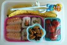 Children Healthy Bento-Style Lunch Box