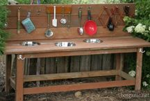 Wood Works / Things to build with wood :) / by Bumper Bubbles LLC
