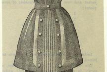 1880's sportswear