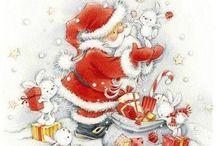 Mikulás-Karácsony-Szilveszter