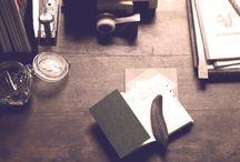 Here, I write / Writing spaces