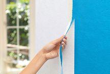 tipps Wände streichen und bearbeiten