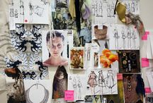 fashion mood boards