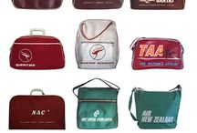 Airline Branded Cabin, Inflight, Travel Bag & Suitcase  Stuff / by P Wolsey