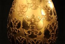 Splendid Faberge Eggs
