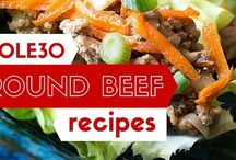 Whole30 Recipes and Inspiration