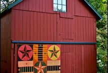 Barn Quilts / by brian v