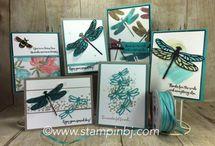 Cards -SU Dragon Fly