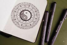 Yin Yang / My drawings