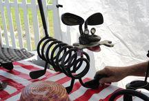 Coil Animal Art