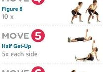 Exercise with Kettlebell