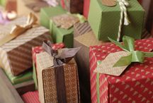 SU gift box punch