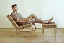 HALUZ (furniture) by Tomas Vacek / Www.studiovacek.cz