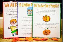 Teaching Pre-K Fall / by Sarah Calteux