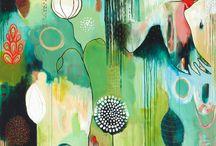 peinture flora bowley