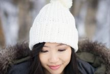 Crochet hats/Scarfs