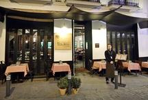 ¨OSTIA ANTICA¨ RISTORANTE / Alta cocina transalpina en un entorno privilegiado./ Haute and transalpine cuisine in a privileged atmosphere.