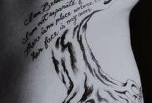 Tattoos / by Alex Budell