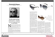 Michael Kors - Portrait of a Designer / Fashion icon Michael Kors designs eyewear