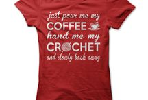 Crochet Tshirts and stuff / by Jean Thompson