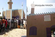 Galerie mosquées / Ce tableau regroupe tout les projets mosquées réalisés.