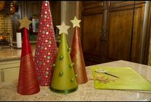 Home made decorations
