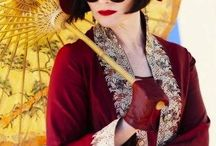 Style of miss fisher