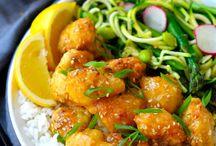 Chinese Inspired Vegetarian