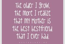 Mumma you great