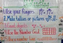 Maths Addition strategies / by Samantha Scanlan