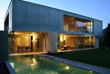 Casa a Lugano 2006, Switzerland / www.sky-frame.com –  Architecture: Attilio Panzeri, Switzerland