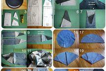 ideias pra reaproveitar jeans