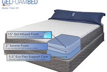 Gel Tech Mattresses / Gel Tech by Gelfoambed.com mattresses are certified through the CertiPUR-US ® program and meet their guidelines which mean they are safe, non-toxic and durable!