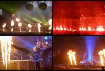 Rammstein photos (own) / Concerts in Budapest