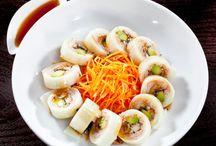 Riceless Sushi at Akashi Brickell / Delicious Riceless Sushi at Akashi Brickell restaurant in Brickell, Miami
