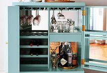 Liquer Cabinets