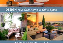Design Your Own Home or Office Space