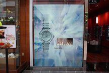 Retail Interior Display Wraps