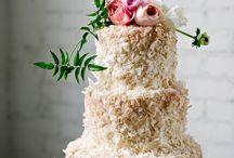 Wedding Cakes & Inspo