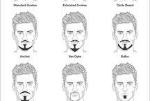 Mænd - skæg