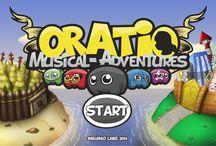Software - Oratio's Musical Adventures