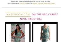 Nina Naustdal and MySecret Dressing Room / MySDRoom is your infinite wardrobe, giving you the chance to choose and hire Nina Naustdal Ready-to-Wear and Couture dresses! http://mysdroom.com/catalog/brand/nina-naustdal-981