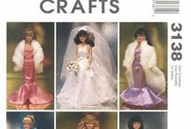 Barbie patterns - McCALLS
