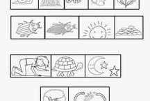 School Stuff - Eric Carl / author study / by Amanda Hawthorne